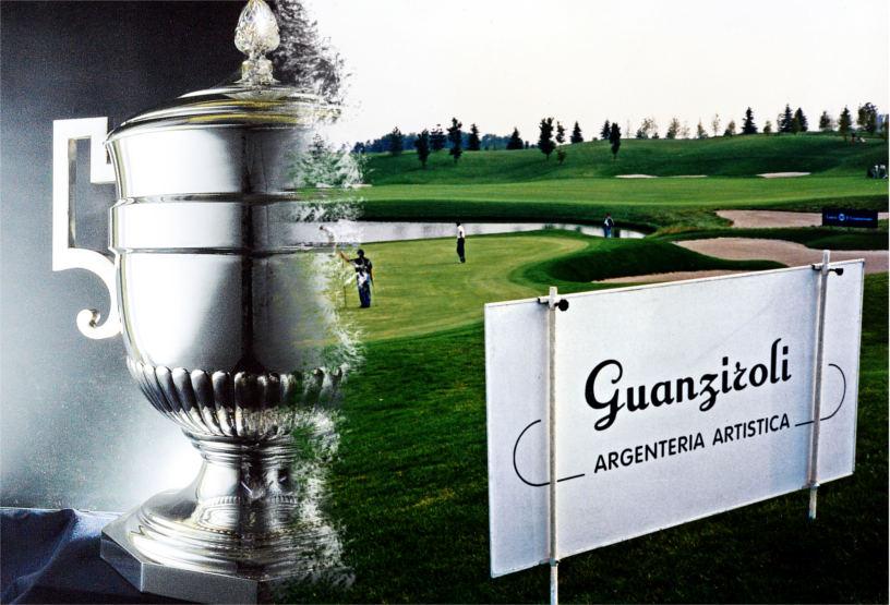 argenteria guanziroli challenge golf